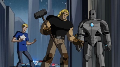 The Avengers: Earth's Mightiest Heroes - 02x26 Powerless Screenshot