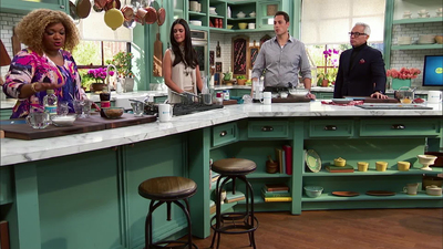 The Kitchen - 05x10 Early Spring Entertaining