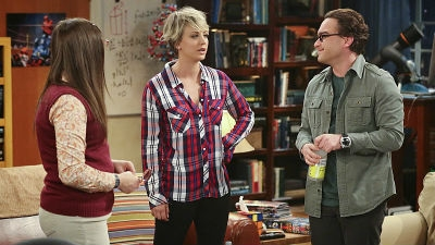 The Big Bang Theory - 08x19 The Skywalker Incursion