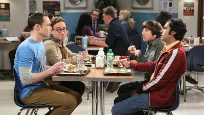 The Big Bang Theory - 08x20 The Fortification Implementation