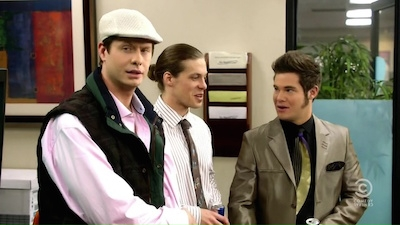 Workaholics - 05x13 TAC in the Day