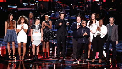 The Voice - 08x15 The Live Playoffs, Night 2