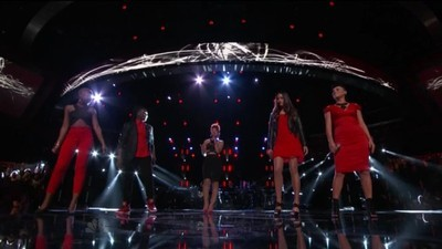 The Voice - 08x16 The Live Playoffs, Results