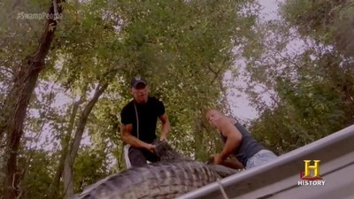 Swamp People - 06x13 Royal Reunion