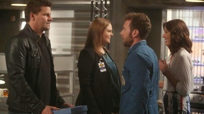 Bones - 10x22 The Next in the Last