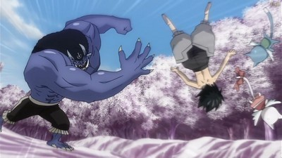 Fairy Tail - 06x05 Gray vs. Doriate