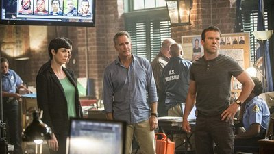 NCIS: New Orleans - 01x22 How Much Pain Can You Take