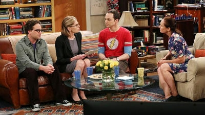 The Big Bang Theory - 08x23 The Maternal Combustion