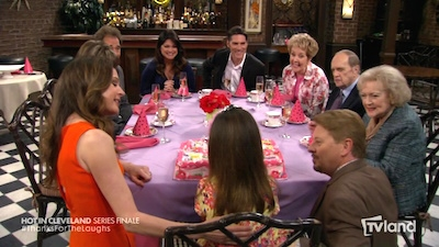 Hot In Cleveland - 06x24 I Hate Goodbyes Screenshot