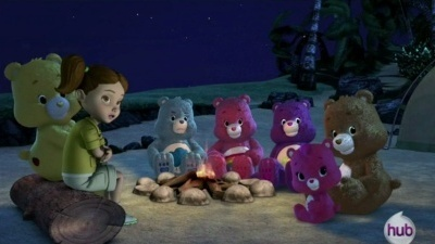 Care Bears: Welcome to Care-a-Lot - 01x26 Care Campout Screenshot