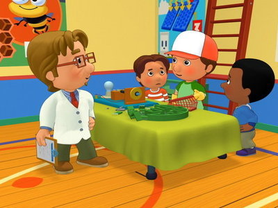 Handy Manny - 02x14 Lost And Found / Science Fair