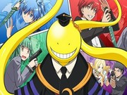 Assassination Classroom tv show photo