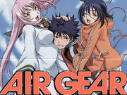 Air Gear tv show photo