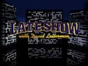 Late Show with David Letterman TV Series