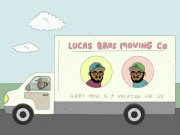 Lucas Bros Moving Co tv show photo