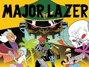 Major Lazer tv show photo