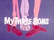 My Three Sons tv show photo