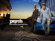 Psych tv show photo