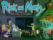 Rick and Morty tv show photo