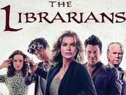 The Librarians tv show photo
