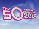 50 Funniest Moments 2014 (UK) TV Show