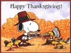A Charlie Brown Thanksgiving TV Show