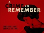 A Crime to Remember TV Show