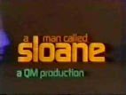 A Man Called Sloane TV Show