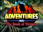 Adventures from the Book of Virtues TV Show