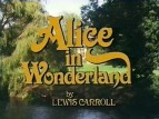 Alice in Wonderland UK TV Show