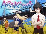 Arakawa under the Bridge TV Show