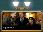 Argumental (UK) TV Show