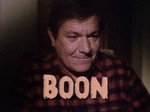 Boon (UK) TV Show