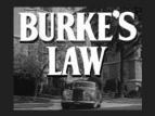 Burke's Law (1963) TV Show