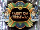 Carry on Christmas 1973 TV Show