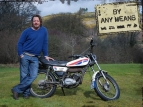 Charley Boorman: Ireland To Sydney By Any Means (UK) TV Show