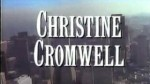 Christine Cromwell TV Show