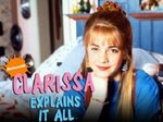 Clarissa Explains It All TV Show