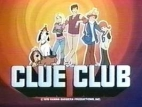 Clue Club TV Show