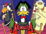 Count Duckula (UK) TV Show