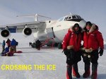 Crossing the Ice (UK) TV Show