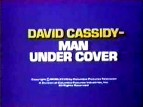David Cassidy - Man Undercover TV Show