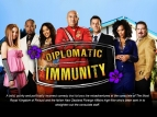 Diplomatic Immunity (NZ) TV Show