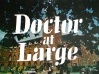 Doctor At Large (UK) TV Show