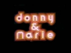 Donny and Marie tv show photo