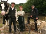 Edwardian Farm (UK) TV Show