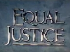 Equal Justice TV Show