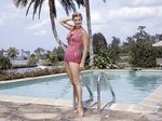 Esther Williams at Cypress Gardens TV Show