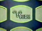 Eye Guess TV Show
