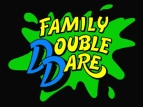 Family Double Dare TV Show